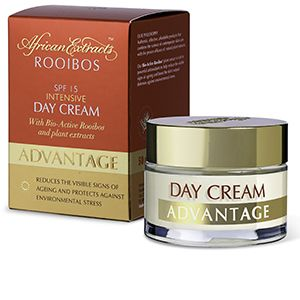 African Extracts Rooibos Skincare - Intensive Day Cream with SPF 50ml [R149.99]