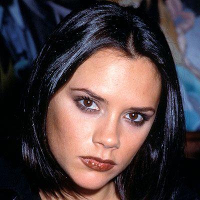 Victoria Beckham - 1997 - Victoria Beckham - Transformation - Hair - InStyle