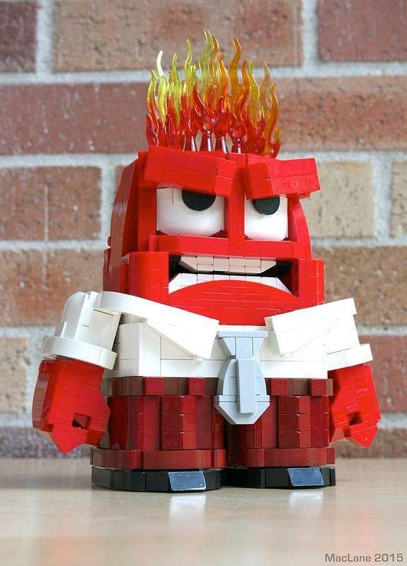 Version IRA de LEGO! UuUoOoUuU...