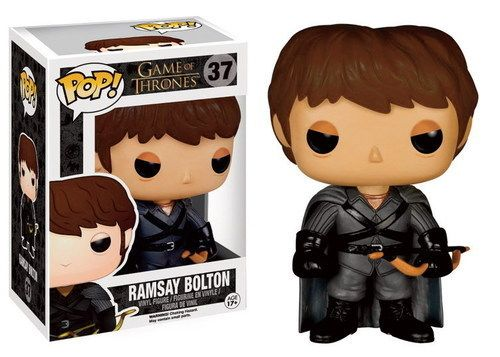 Figura POP Ramsay Bolton - Juego De Tronos