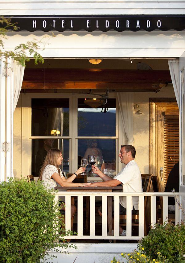 Lakeside Restaurant dining in Kelowna | Hotel Eldorado