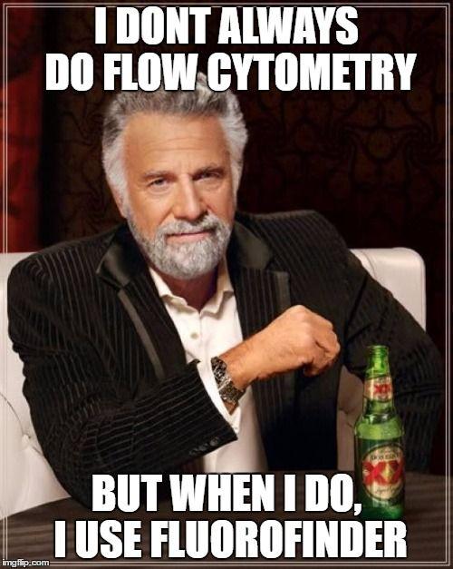 #flowcytometry #FACS #FluoroFinder #savestime #buildbetterpanels