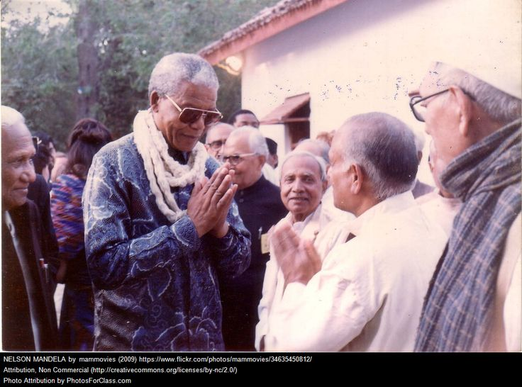 """July 18th Is """"Nelson Mandela International Day"""" - Here Are Related Resources"""