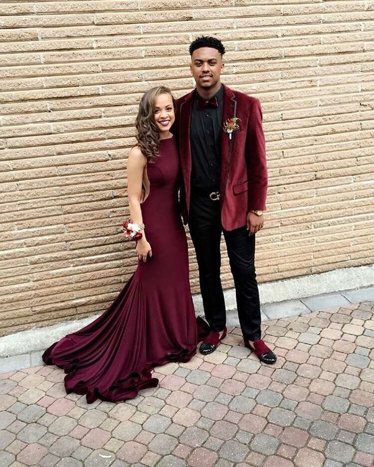 17 Best ideas about Maroon Prom Dress on Pinterest | Leavers ball ...