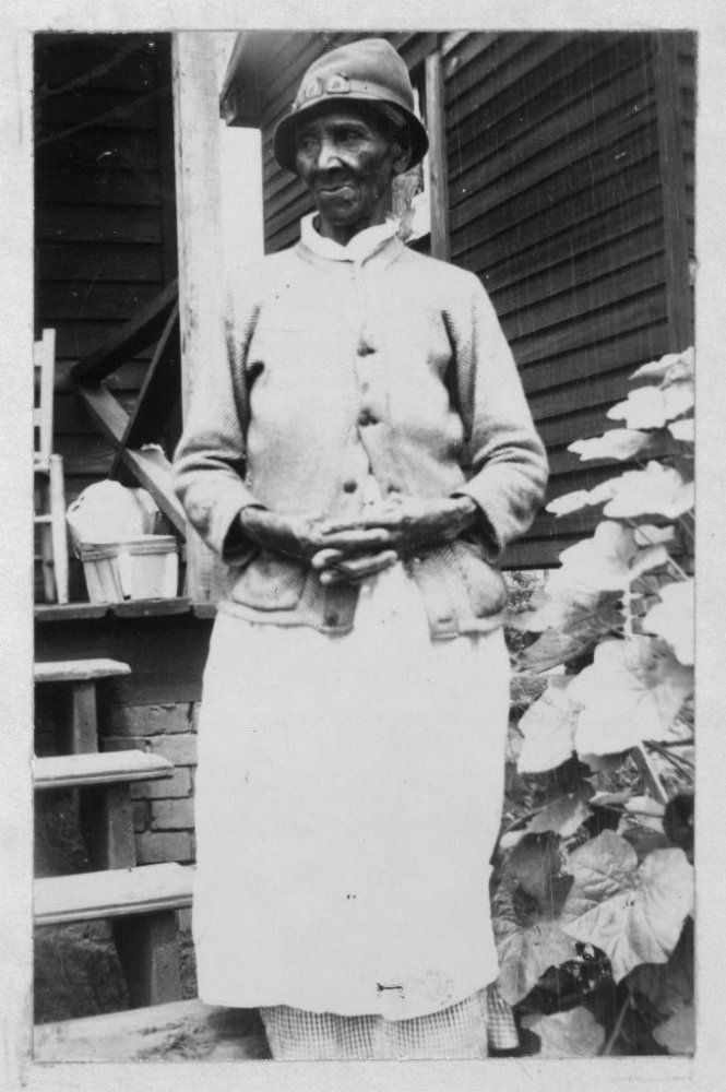 Unknown X. Portraits of Ex-Slaves 1930's