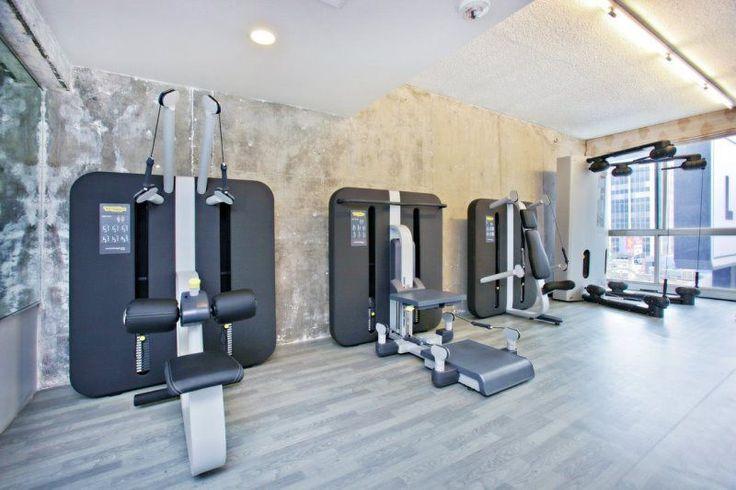 The Line Hotel Advantage Fitness Afp Custom Fitness Facility Design Gym Design Hotel Gym Hotel