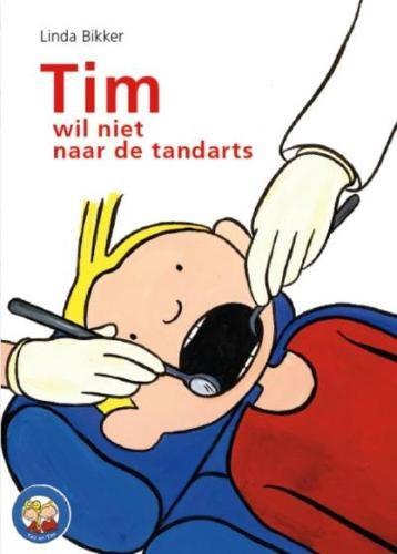 boek Tom wil niet naar de tandarts