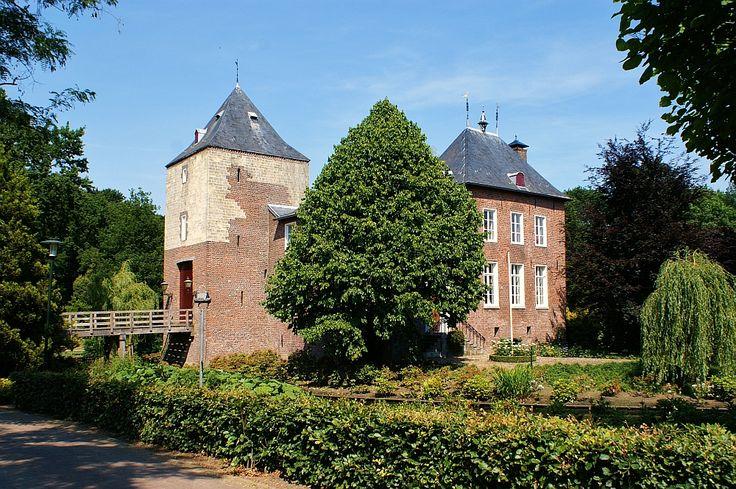 Kasteel d'Erp Baarlo, (Limburg) Nederland