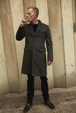 """Laurence Fox, Sergeant Hathaway in """"Inspector Lewis."""""""