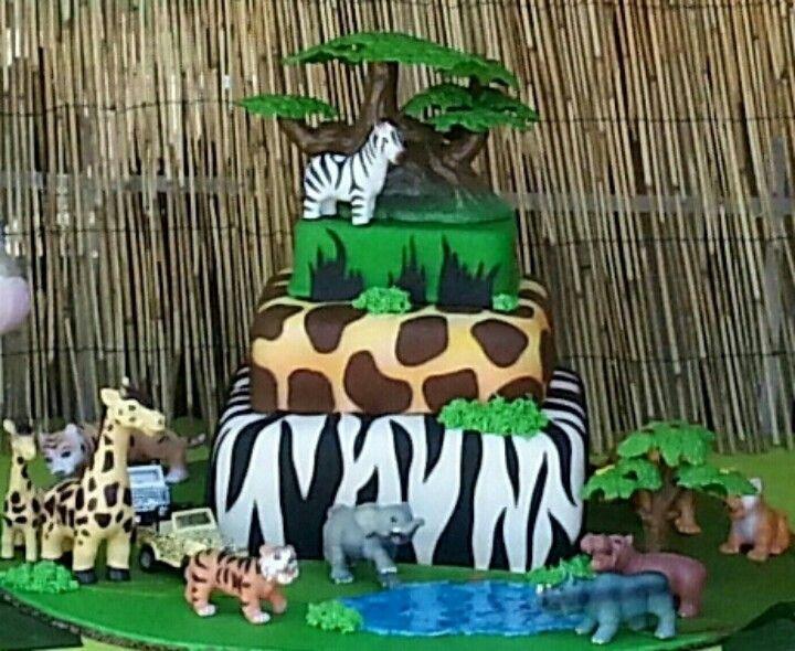 Cake Baking Birthday Party