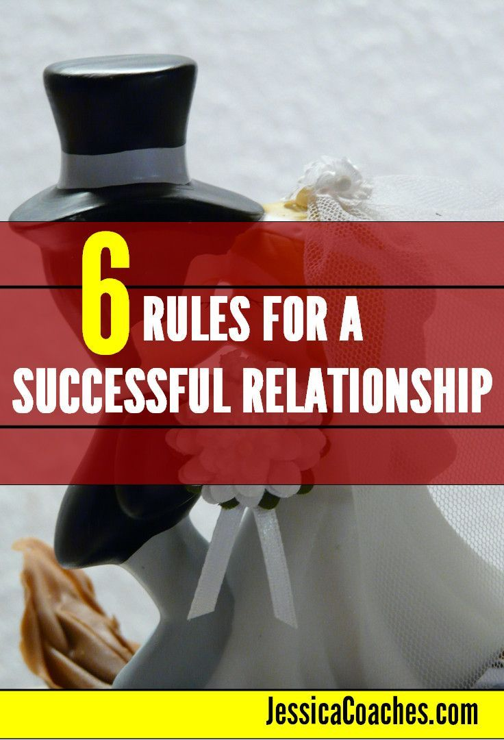rules for successful dating