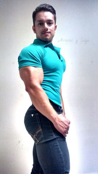 1000 images about jeans guys on pinterest Shirts for thin guys