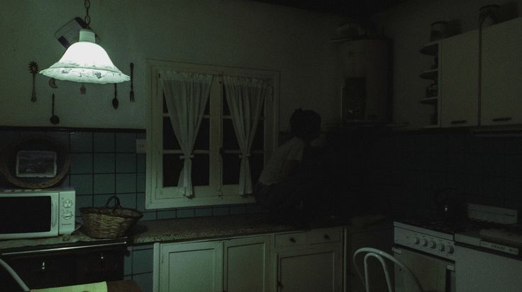 """His hands trembled as he slowly reached above the cabinet. Before he had achieved making contact, the lights were thrown on, making him hiss and shield his eyes. Then it boomed out, the voice he feared more than anything. """"Dylan! I said no cookies after Bedtime."""" -JK"""