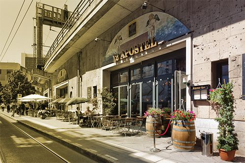 die besten 25 italienische restaurants ideen auf. Black Bedroom Furniture Sets. Home Design Ideas