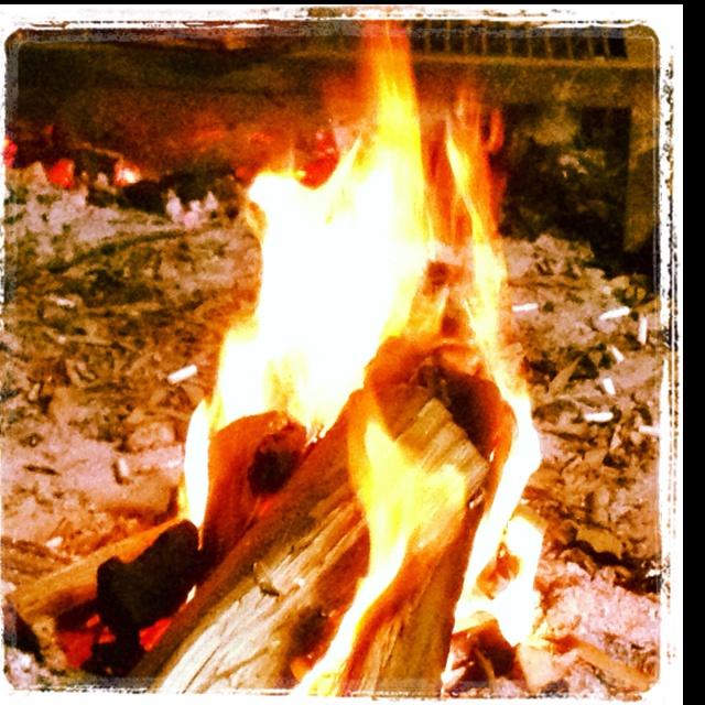 Vintage fire!