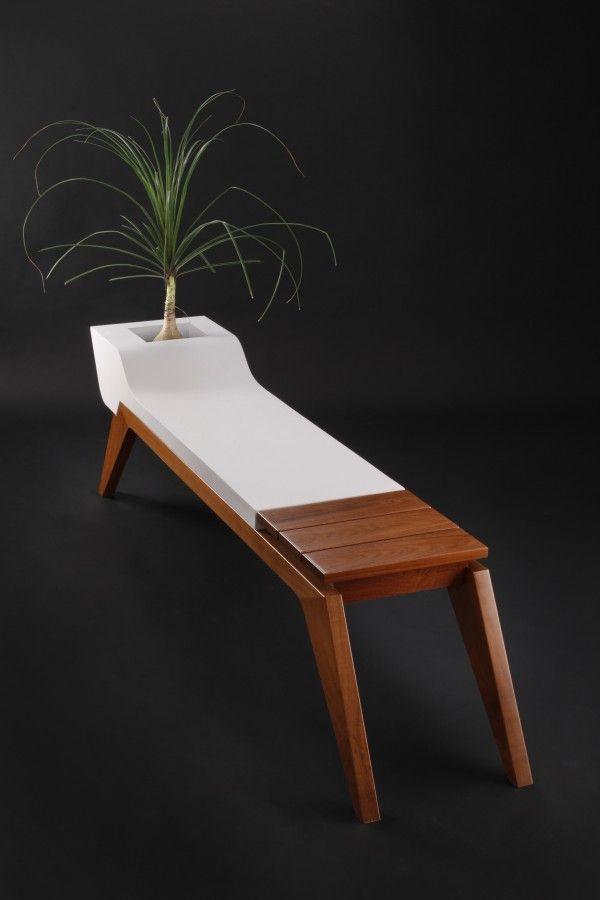 "Unique eco-friendly custom made furniture design by Jory brigham ""SILENT EVOLUTION"""