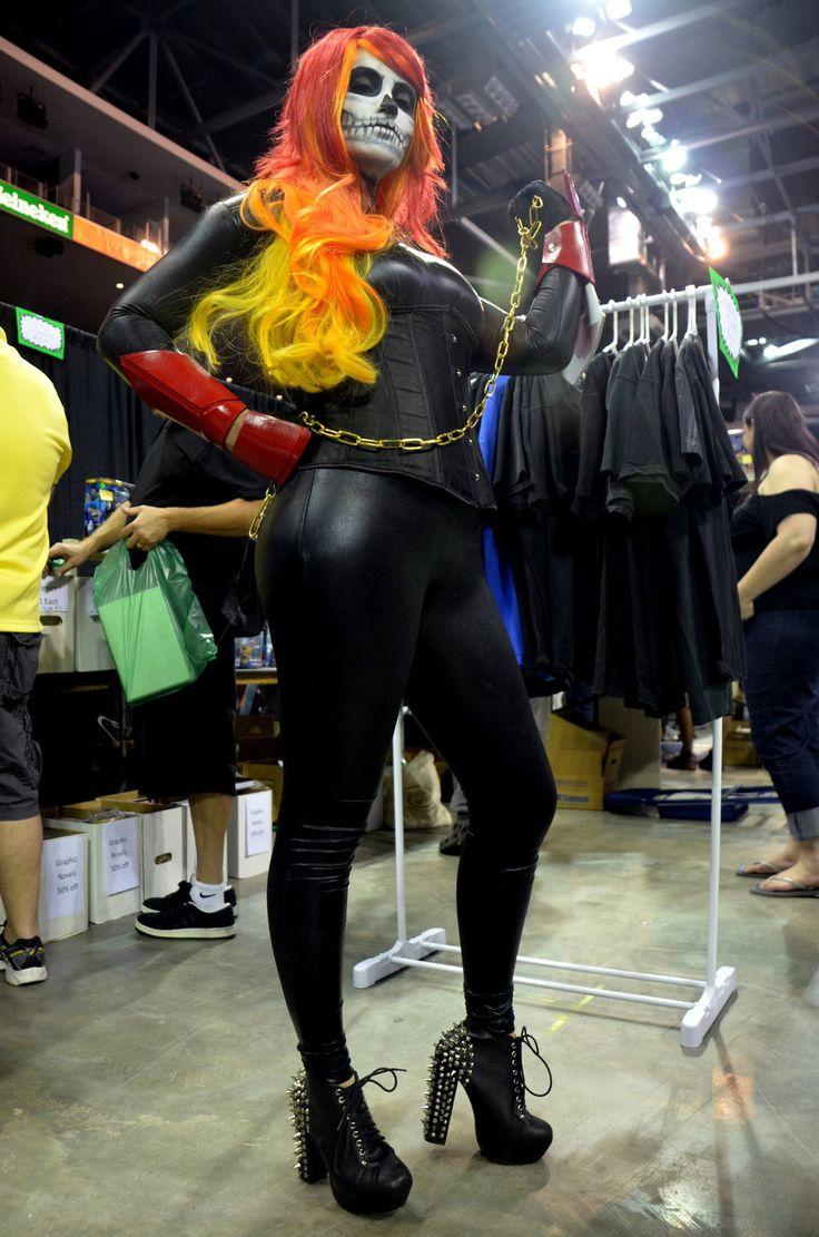 The 25+ best Ghost rider costume ideas on Pinterest | Female ...