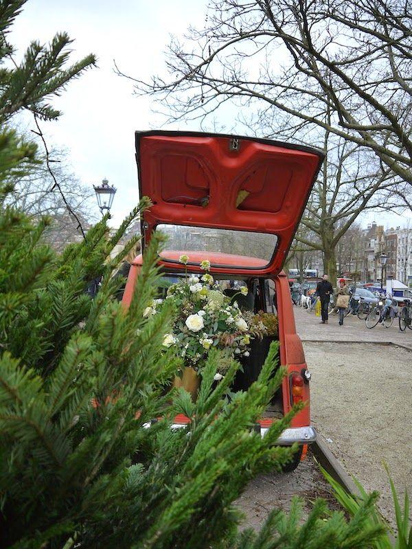 Amsterdam Next City Guide: Sissy Boy Christmas market on the Amstelveld | Utrechtsestraat area