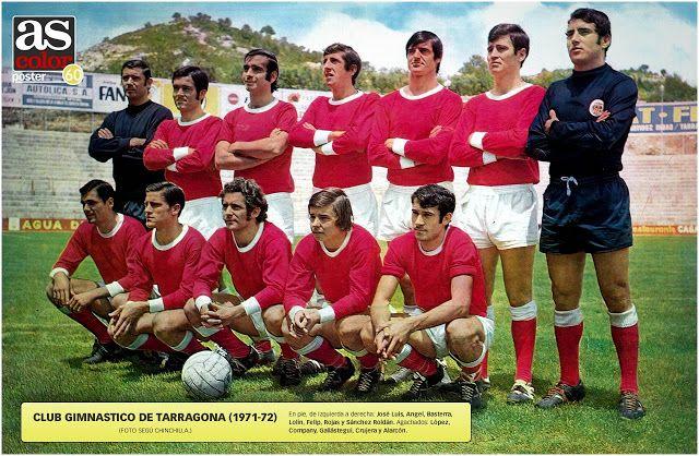 Gimnastic de Tarragona 1971-72, campeón del grupo III de Tercera División