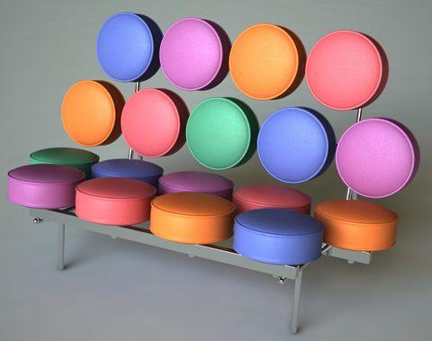 Design Kitsch : 50 chaises pour vous faire rêver