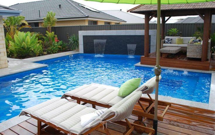 The 25 best fotos en piscina ideas on pinterest for Piscinas fotos modelos