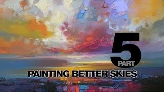 An excellent series of videos by Scott Naismith demonstrating and sharing his painting techniques.