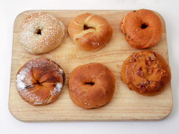 New York's The Bagel Store in Williamsburg specializes in several crazy bagel subspecies: bacon/egg/cheese; french toast; etc.