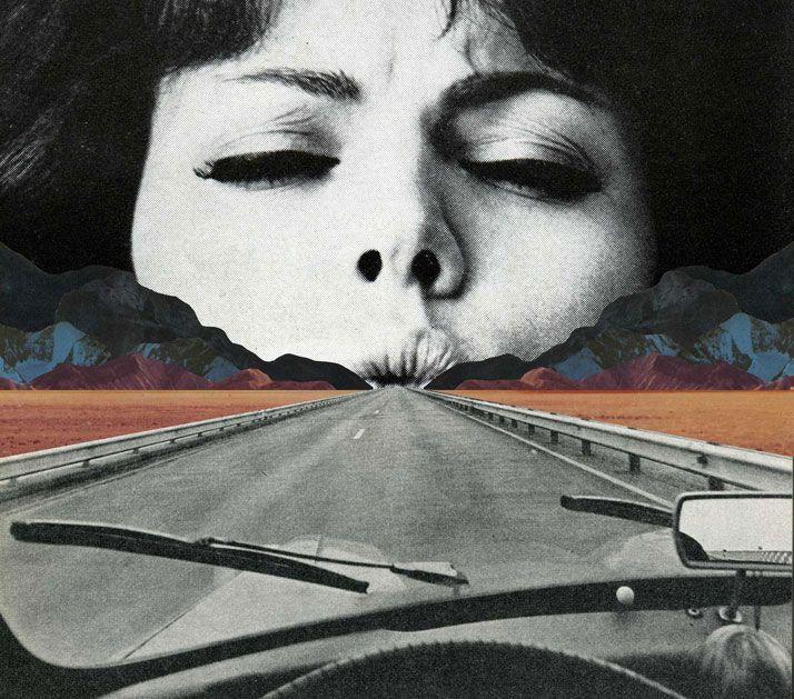 The World Through The Eyes Of Sammy Slabbinck | http://www.yatzer.com/sammy-slabbinck-art