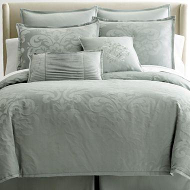 royal velvet sebastian comforter set u0026 accessories jcpenney