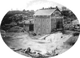 Mill & Falls, Bracebridge, Ontario
