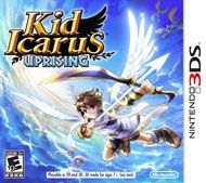 Kid Icarus: Uprising for Nintendo 3DS... just got it with my 3DS. Now need to play :)