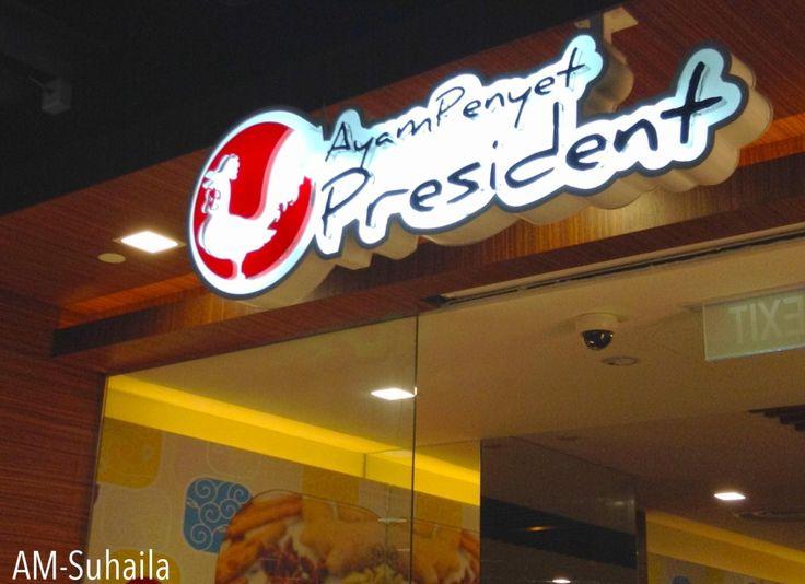 Ayam Penyet President Century Square