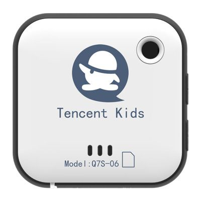Tencent Q7S-06 Kids Locator Alarm Hlasová komunikace LBS GPS WiFi Přesné polohování Tlačítko SOS Smartphone Operace Chraňte starší lidi   ---  Cena:  € 35,99  ---- 2.2018