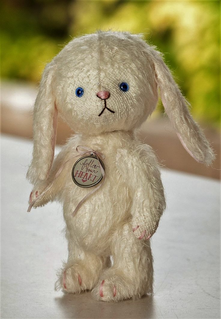 New Bunny Pattern Now Available!
