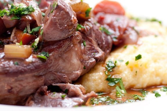 Read our delicious recipe for Slow CookedLamb Shanks, a recipe from Lose Baby Weight which is a safe and healthy way to lose weight after having a baby |