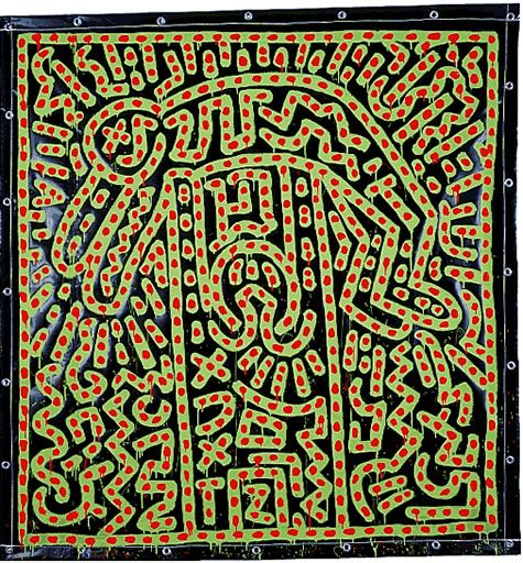98 best Keith Haring images on Pinterest Keith haring art, Bad - badezimmer 1990
