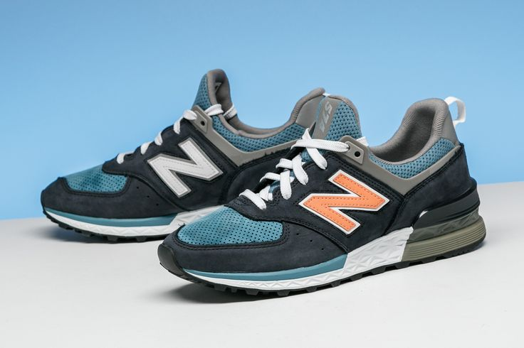 Ronnie Fieg and Dover Street Market collaborated on this New Balance 574  with interchangeable velcro N patches. | New Balance | Pinterest | Dover  street ...