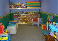 ideas for decorating a home daycare
