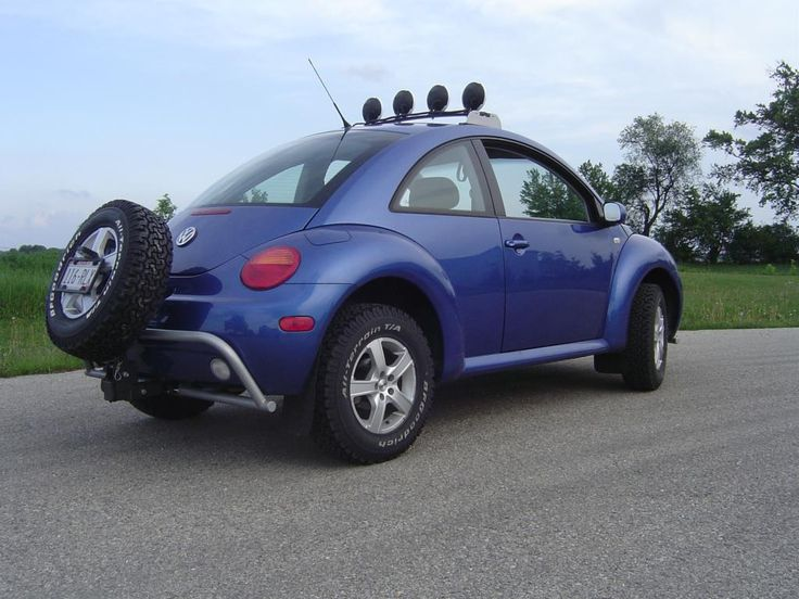 Blue '02 GLS - Baja / Lifted / Off Road - NewBeetle.org Forums
