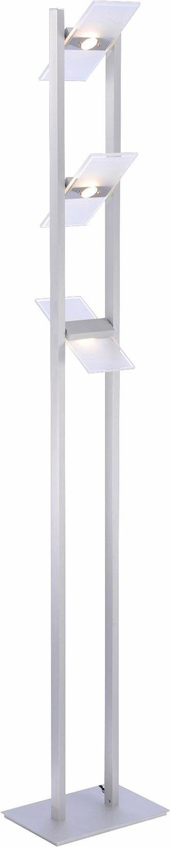 Paul Neuhaus LED-Stehleuchte silber, »PUKKA«, Energieeffizienzklasse: A+ Jetzt bestellen unter: https://moebel.ladendirekt.de/lampen/stehlampen/standleuchten/?uid=e10c6fdc-3ca0-5340-a1e3-115d5ce2591f&utm_source=pinterest&utm_medium=pin&utm_campaign=boards #stehlampen #leuchten #lampen #ledstehleuchte