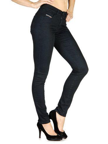 Diesel Jeans Woman | Womens Diesel Outlet Skinny Jeans HI-VY 0066C [jeans-200041w] - $73.80 ...
