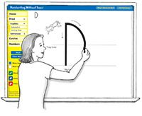 Digital Teaching Tools | Handwriting Without Tears..allows you to use with Promethean board!