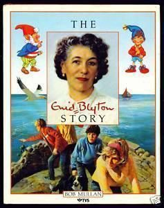 """""""The Enid Blyton Story"""" av Bob Mullan"""