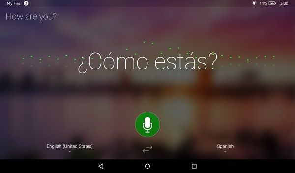 Microsoft Translator app now available for Amazon Fire tablets. #Android #Google Gooɢle ANDROID news #GoogleEden