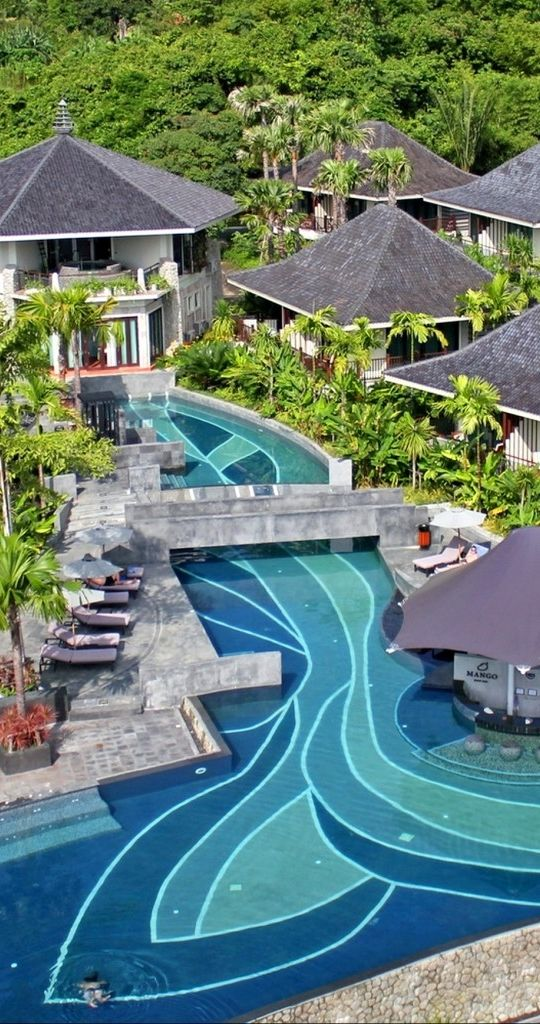 Opened in February, 2013, Mandarava Resort and Spa is a hillside retreat near Karon Beach.