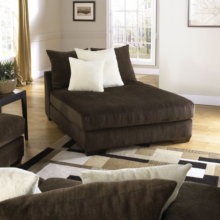 Jackson Axis Daybed Chocolate Indoor Chaise Lounges At