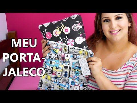 Porta Estetoscópio com Viés ♥ - YouTube