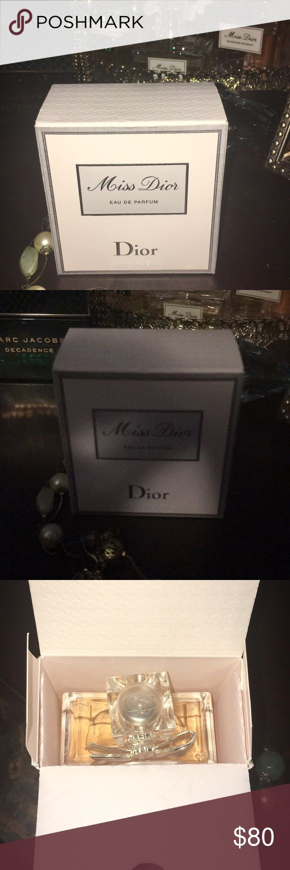 Miss Dior Perfume, New 🎀 Brand new Miss Dior Perfume, with box. Never sprayed Christian Dior Other