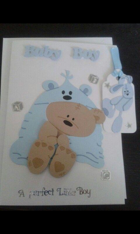 Congratulations boy card