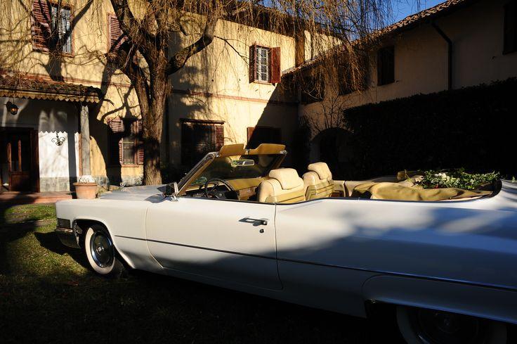 #noleggioauto #cadillac #evento #matrimonio #cerimonie #wedding #itssevent #giardinigalbiati #location